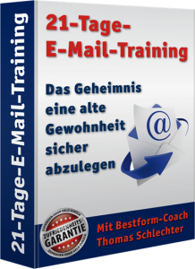 21-Tage-E-Mail-Training - Neue Gewohnheiten durch einfaches Mental Training