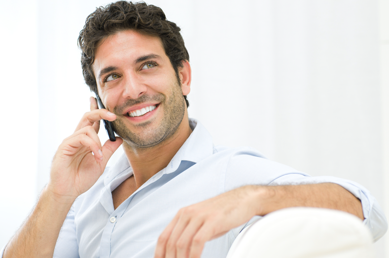 Business Mental-Training Telefon Fotolia