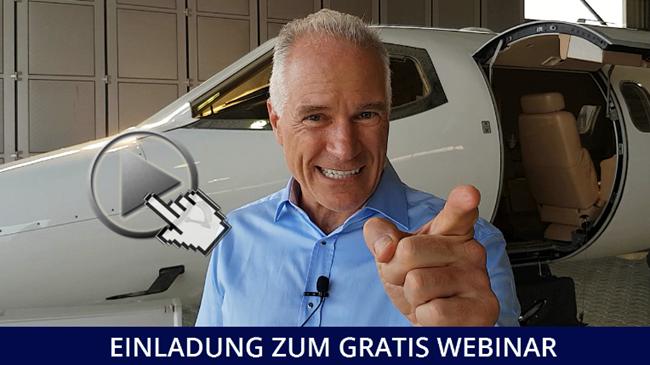 Einladung zum Intensivwebinar 100% Bestform im Business mit Thomas Schlechter