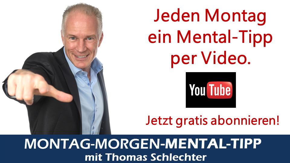 Mentaltraining Übungen von Thomas Schlechter