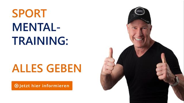Sport Mentaltraining - Übungen mit Thomas Schlechter für Ihre Bestform