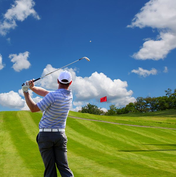 Sport Mental Training Fotolia Golfer