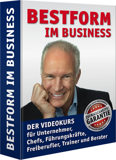 Bestform im Business - Mental Coaching für Chefs per Videokurs