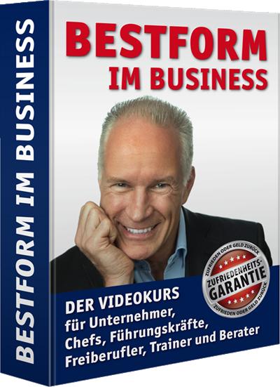 Bestform im Business - Mental Coaching für Chefs per Videokurs