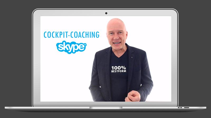 Cockpit-Coaching - Unternehmer-Coaching per Skype mit Thomas Schlechter