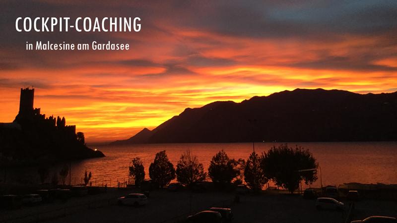 Cockpit-Coaching - Unternehmer-Coaching am Gardasee mit Thomas Schlechter