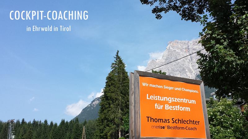 Cockpit-Coaching - Unternehmer-Coaching in Ehrwald an der Zugspitze mit Thomas Schlechter