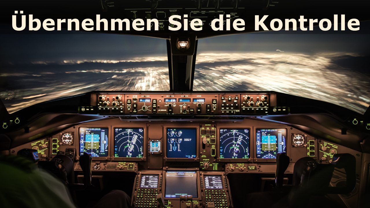 Cockpit-Coaching - Coaching für Unternehmer mit Thomas Schlechter