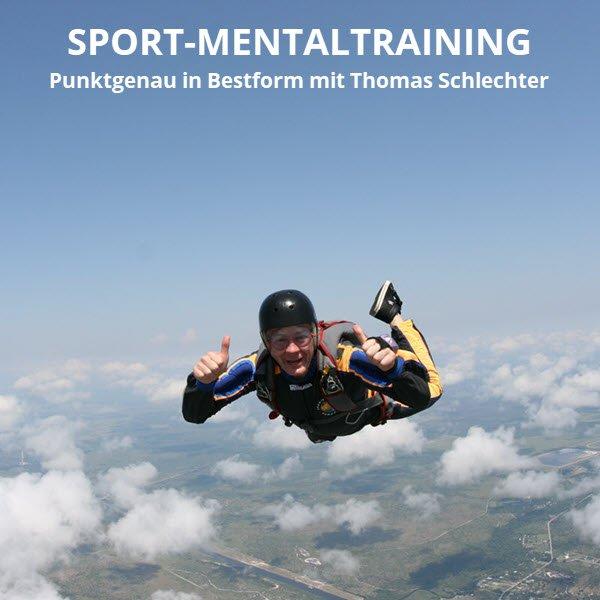Mentale Stärke im Sport durch Mentales Training mit Thomas Schlechter