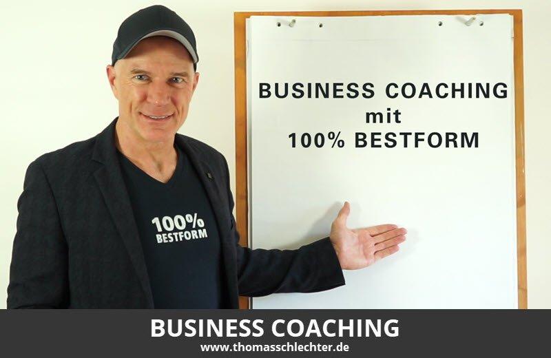 Business Coaching für Unternehmen