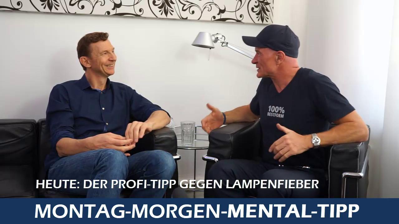 Ohne Lampenfieber besser präsentieren - 3 Tipps von Thomas Friebe