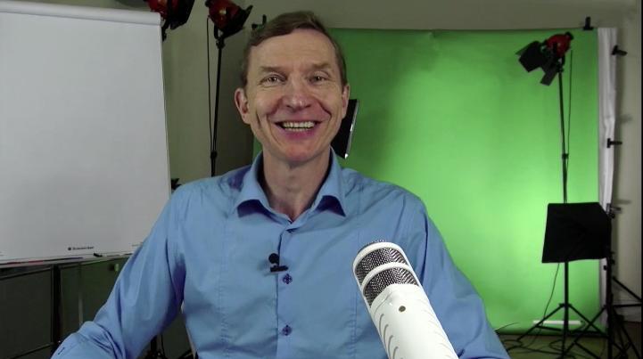 POWER-WEBINAR: Wie Du Dein Lampenfieber schnell und nachhaltig überwindest!