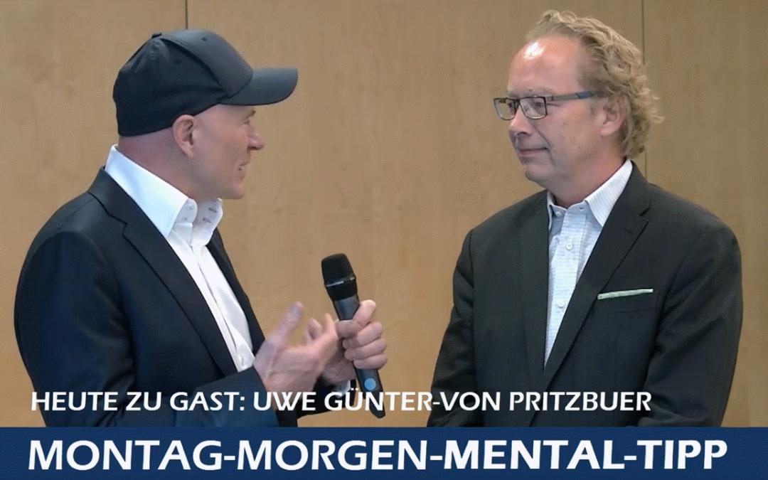 Emotionales Präsentieren – Interview mit Uwe Günter-von Pritzbuer